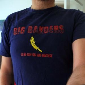 T-Shirt je ne suis...